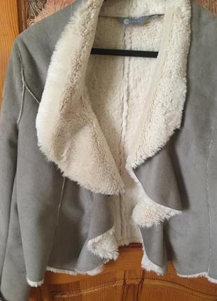 Куртка шубка asos
