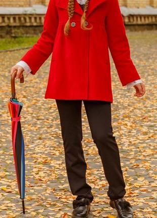 Миле стильне тепле пальто
