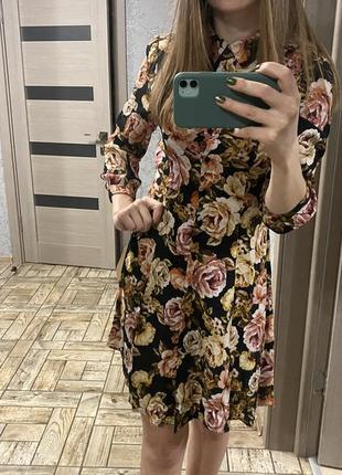 Новое платье манго