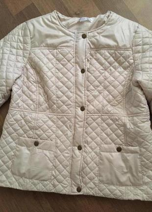 Красивая куртка батал marks & spenser