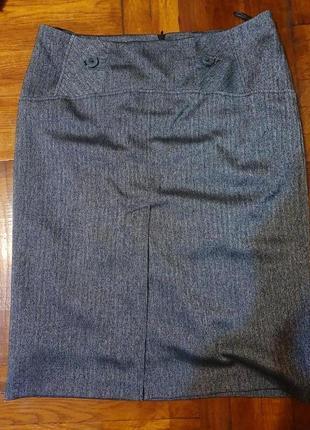 Класическая .качественная фабричная юбка