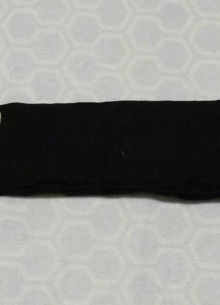 Удлиненные носки (гольфы) черные 2 пары новые