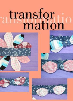 Комплект повязка-трансформер солоха