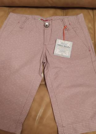 Розовые шорты бренд оригинал miss sixty