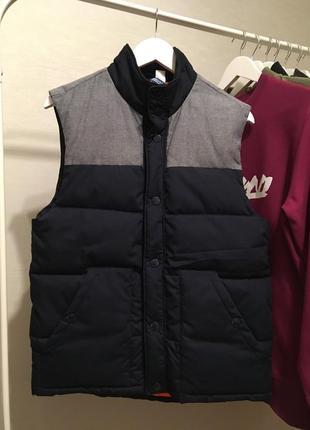 Мужская безрукавка жилетка куртка divided h&m