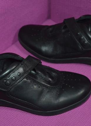 Кожаные туфли кроссовки footglove