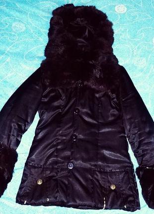 Зимняя курточка, подойдет на 44 размер м