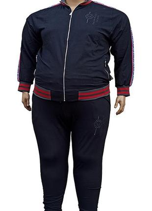 Philipp plein мужской спортивный костюм большого размера.