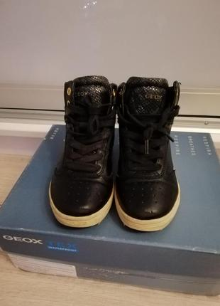 Ботинки geox 28р