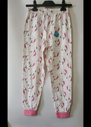 Пижамные штаны primark для девочки 9-10 лет.
