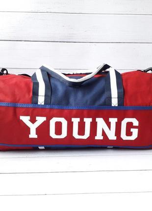 Спортивная сумка young
