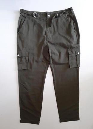Фирменные бомбезные брюки штаны