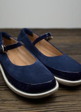 Женские мокасины туфли geox respira оригинал р-37