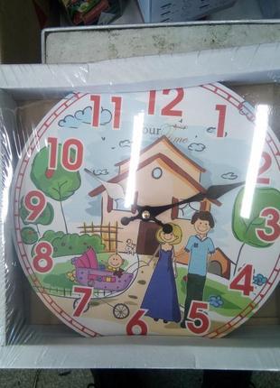 Часы настенные детские