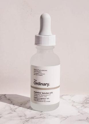 The ordinary argireline solution 10%. сыворотка с аргирелином против морщин