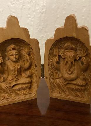 Индийская статуэтка рука будды 🤚