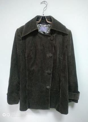 Винтажный пиджак.