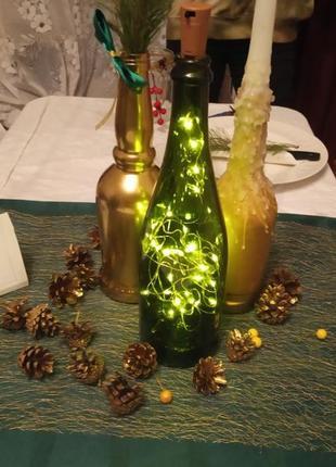 Золотой ранер золотая сетка салфетка