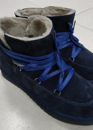 36-41 р. inblu новые сапоги ботинки угги