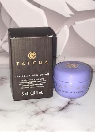 Антивозрастной крем tatcha the dewy skin cream