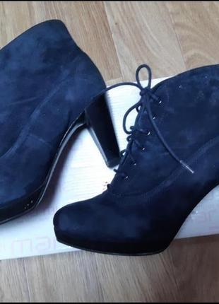 Ботильйлны footglove. ботинки