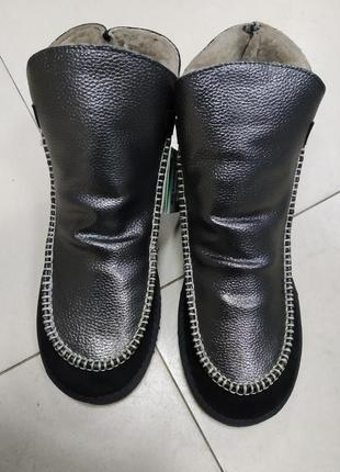 38,39,40p. inblu новые  сапоги ботинки угги