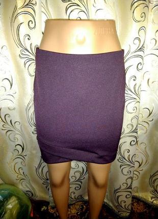 Стильная женская юбка h&m