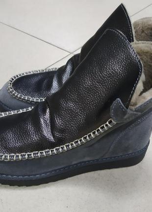 36-41pp. inblu новые угги сапоги ботинки