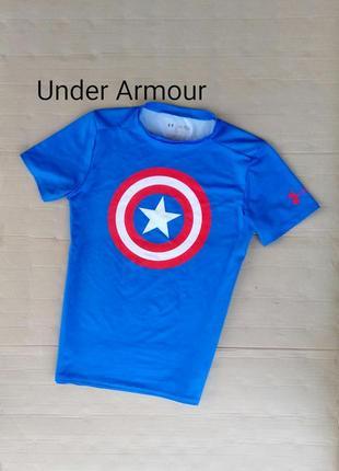 Термо/термобелье/компресійна футболка under armour