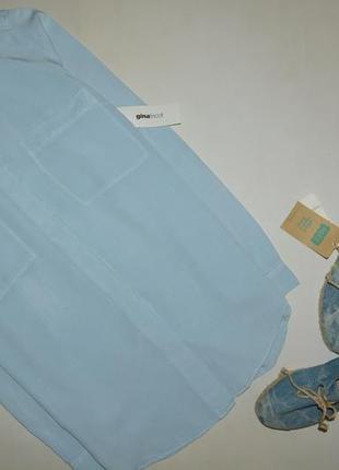 Рубашка из крапивы, рами gina tricot