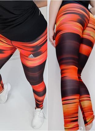 Adidas спортивные лосины оригинал