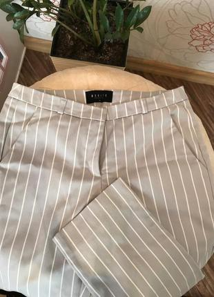 Укороченные брюки mohito