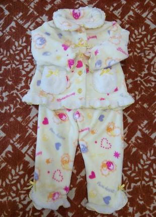 Милейшая пижамка пижама для принцессы 💖💞💝 домашний костюм