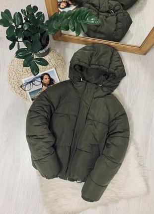 Дутік куртка від zara🌿