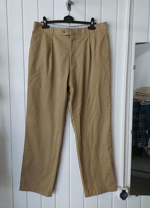 Класні котонові брюки pure classic