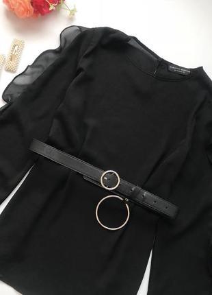 Стильная женская рубашка от dorothy perkins с,м