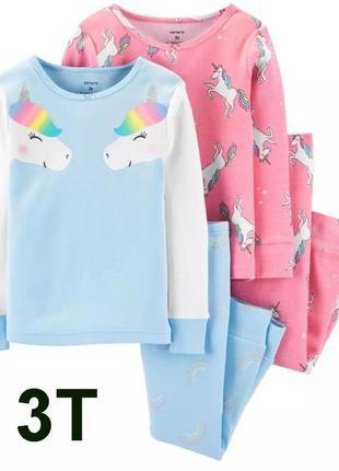 В наличии. пижама carters, carter`s, картерс, 3т, 2-3года, 92-98 см.