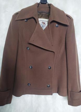 Кашемировая куртка (шерсть+кашемир) канадского бренда four seasons