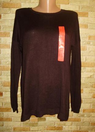 Новый стрейч джемпер свитерок 16/50-52 размера