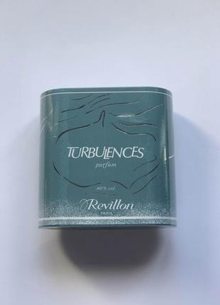 Винтажные духи revillon turbulences
