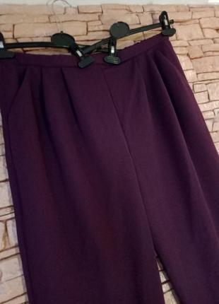 Женские брюки большого размера, высокий рост