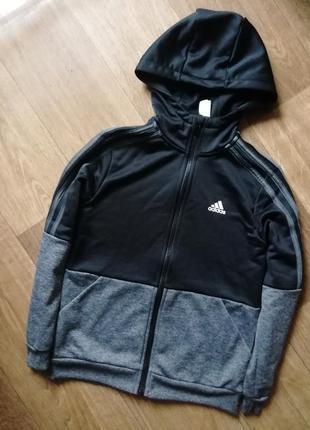 Adidas олимпийка, бобка, капюшонка, курточка, куртка, ветровка