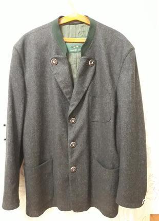 Пиджак мужской шерсть tofana