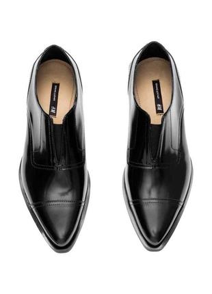 Лаковые туфли h&m