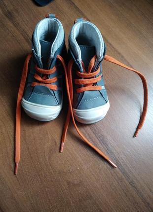 Ботинки весенние 21 размер