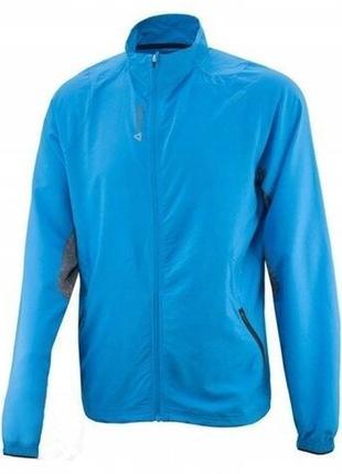 Фирменная лёгкая куртка reebok rff wind jacket
