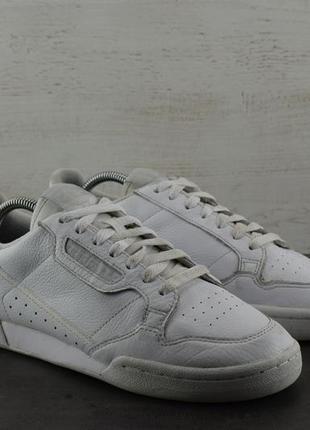 Кроссовки adidas continental 80. размер 42
