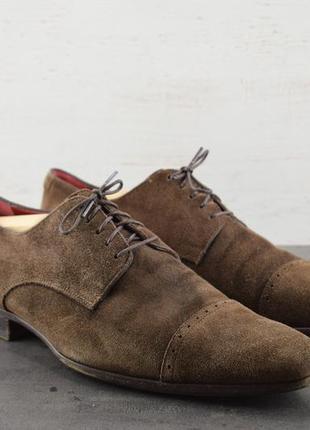 Туфли santoni. размер 43