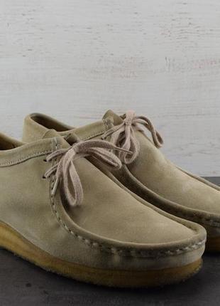 Туфли clarks. размер 42.5