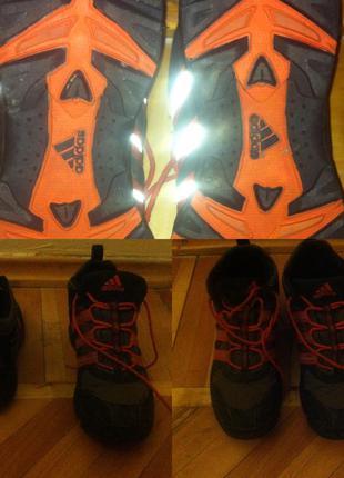 Крутые ботинки, adidas зимние
